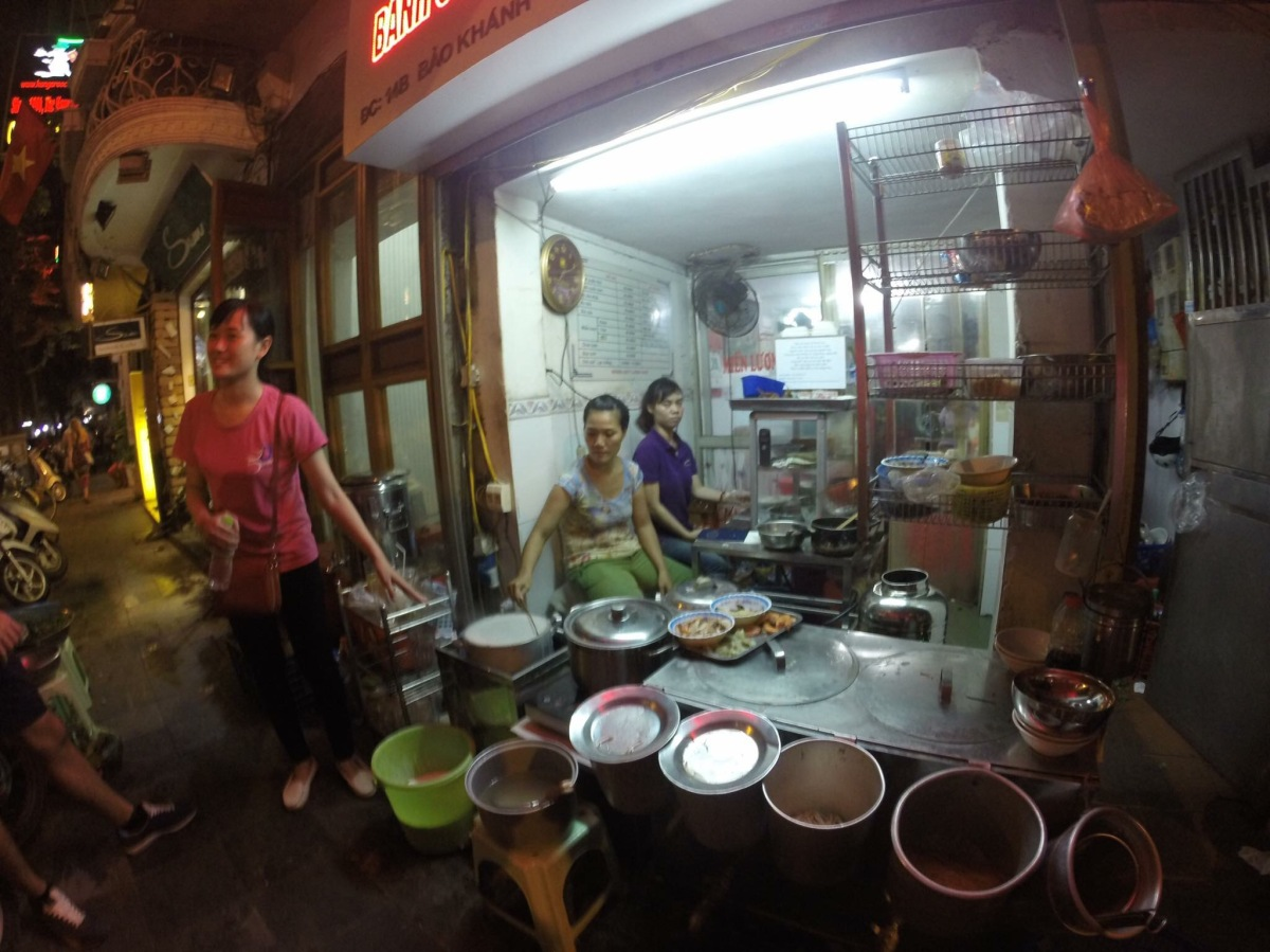 REVIEW: Hanoi Street Food Tour, Hanoi